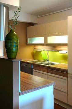 1000 images about deco cuisine on pinterest cuisine plan de travail and p - Comment amenager une petite cour ...