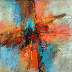 Immersion pastel on paper by Debora L. Stewart