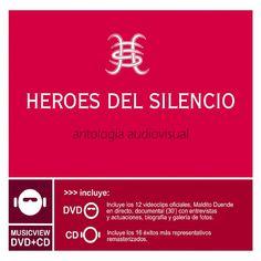 """La Chispa Adecuada (Bendecida 3)"" by Heroes Del Silencio was added to my Descubrimiento semanal playlist on Spotify"