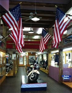 American Police Motorcycle Museum