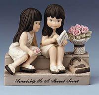 Friendship Is A Shared Secret