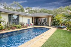 Port Stephens Beach Break B & B. Boat Harbours supremely elegant and luxurious Bed and Breakfast Farmhouse which has been purpose built and offers all the cr.
