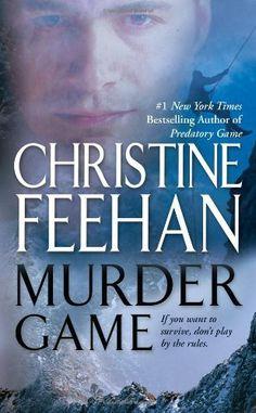 Murder Game (GhostWalkers, Book 7) by Christine Feehan, http://www.amazon.com/dp/0515145807/ref=cm_sw_r_pi_dp_l5Phrb0ZAZ8BG