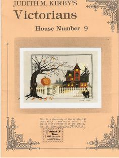 Victorians house number 9