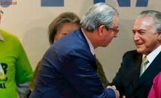 Temer sai fortalecido: Cunha enfraqueceu denúncia, avalia Planalto