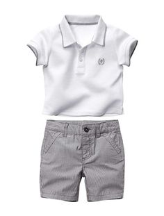 Baby Boys Set short sleeve + Short pant Summer clothes Available Size Cute Baby Boy Outfits, Toddler Boy Outfits, Kids Outfits, Toddler Boy Fashion, Kids Fashion, Baby Summer Dresses, Summer Clothes, Baby Boy Suit, Baby Boys