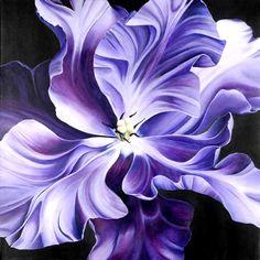 Ashley Coll.  Acrylic