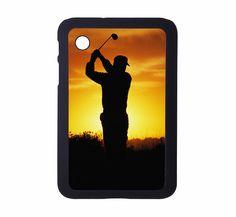 Protective Samsung Galaxy 2 (7.0) Case Golf Silhouette. $21.00, via Etsy.