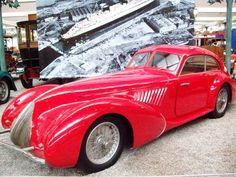 1936 Alfa Romeo Coach BC