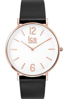 Montre City Tanner - Black Rose Gold 41mm 001515 - Ice-Watch - Vue 0