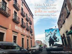 Ven y descubre lo que #Michoacán tiene para ti, disfruta con tu familia las vacaciones de #Verano al mejor precio!