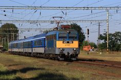 Ganz–MÁVAG Electric locomotive from series in Hungary Electric Locomotive, Bahn, Hungary, Trains, Vehicles, Europe, Rolling Stock, Vehicle, Train