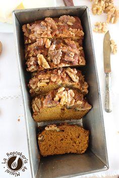 Pan de Calabaza y Nueces