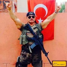 Turkish Soldiers, Turkish Army, Special Ops, Special Forces, Warrior Quotes, Ulsan, Picture Quotes, World War, Guns