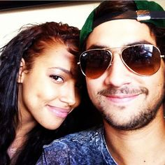 are lacey and rico from twisted dating in real life