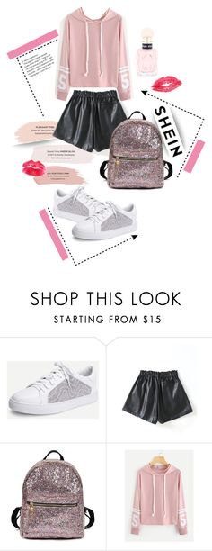 """Sporty glam."" by zeljkaa ❤ liked on Polyvore featuring Miu Miu and GUESS"