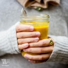 """A healthy outside starts from the inside. We love how Golden Chai has incorporated the ultimate super food- """"Turmeric"""" and invented the delicious Golden Chai. #YogaFoodLove #GoldenChai #YFLFamily #Healthy #HealthComesFirst #Fit #Nutrition #Nourishment #EatClean #EatHealthy #Wholesome #Yoga #Food #Love #YFL"""