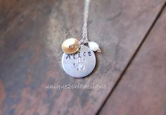 Hey, I found this really awesome Etsy listing at https://www.etsy.com/listing/204780536/personalized-hand-stamped-necklace