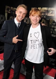 27 Times Rupert Grint Was The Best Member Of The Harry Potter Cast