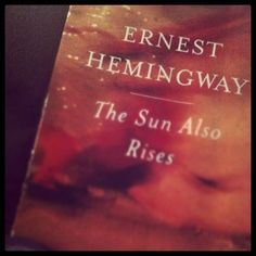 hemmingway changed my life