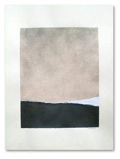 """Carlos Regueira No title """", 2004, Painting, Acrylic on paper 61 x 46 cm"""
