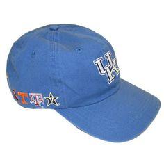 buy popular bf8ca 5bebd Gear Men s Royal SEC UK Hat. Kennedy s Wildcat Den