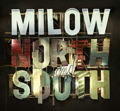 Milow Album 'North and South' by serge haelterman