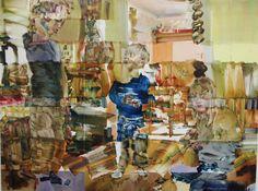 Kira Wager 2014 Painting, Art, Art Background, Painting Art, Paintings, Kunst, Drawings, Art Education