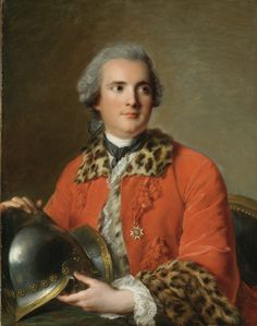 Jean Marc Nattier - Jean Victor de Rochechouart de Mortemart