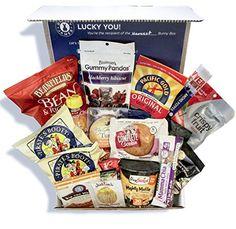 Premium Natural Organic NonGMO Gourmet Healthy Sweet Snacks Harvest Box ** Click image for more details.