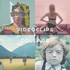 Videoclips + Collage: Los mejores videoclips del corta y pega https://thecreativejungleblog.wordpress.com/2016/04/19/videoclips-collage/