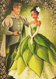 Disney Designer Collection - The Princess and the Frog