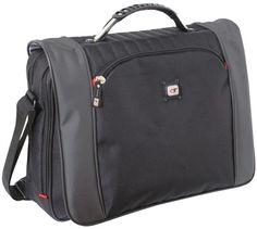 """Gino Ferrari Minos 16"""" Laptop Messenger Bag"""
