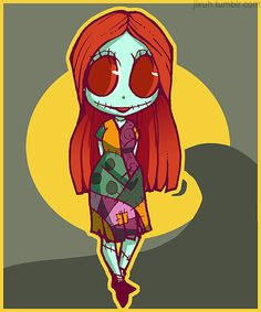 Sally by ~Jixuh on deviantART