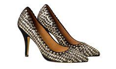 Les escarpins Isabel Marant pour H&M http://www.vogue.fr/mode/les-shoes-de-la-semaine/diaporama/les-escarpins-isabel-marant-pour-h-m/16134