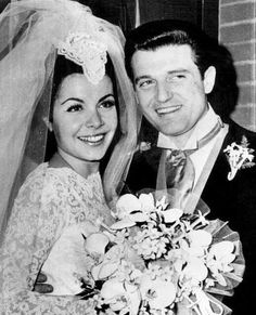 Annette Funicello.  First hubby