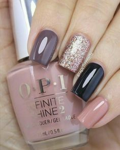 These nail colours are beautiful!