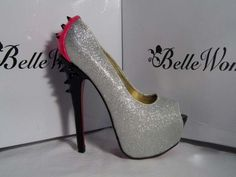 Sapatos Salto Alto Fame Stiletto Heels, Peep Toe, Shoes, Fashion, Shoes High Heels, All About Fashion, Heel, Shabby Chic, Trends