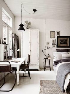 The White Room is interior stylist Lynda Gardeners latest project.