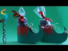 Resultado de imagen para como hacer botas de duendes con galletas
