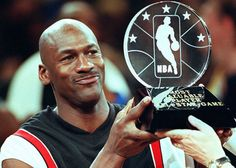 Michael Jordan Honored...