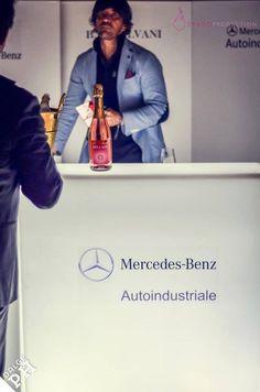 Presentation Mercedes Benz GLA in Bolzano / Autoindustriale