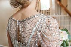 Image result for Jenny Packham 2014 Eden 1920s wedding dress