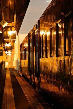 Japanese train - nemoto line in Obihiro, Japan