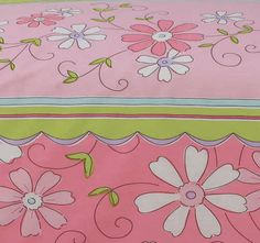 ardor-for-kids-daisy-chain-quilt-cover-detail-pink Daisy Chain, Quilt Cover Sets, Quilts, Detail, Pink, Duvet Cover Sets, Bed Cover Sets, Quilt Sets, Quilt