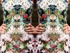 Mirror print: estampa espelhada é tendência