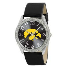 Iowa Hawkeyes NCAA Ladies Glitz Series Watch