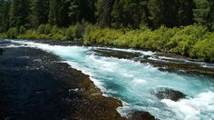 America's Wild and Scenic Rivers since Sisters, Oregon