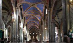 Santa Maria Sopra Minerva (před polovinou 13. století)