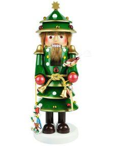 Steinbach Christmas Tree Man Nutcracker